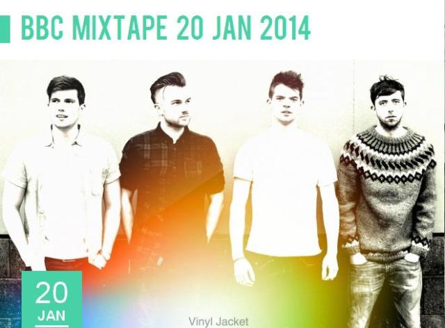 Vinyl Jacket kicked off this week's BBC mixtape!