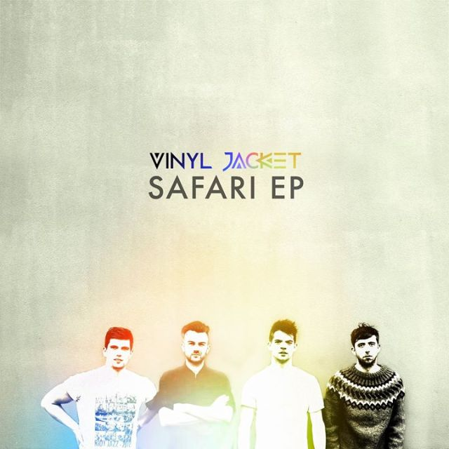 Vinyl Jacket Safari Artwork